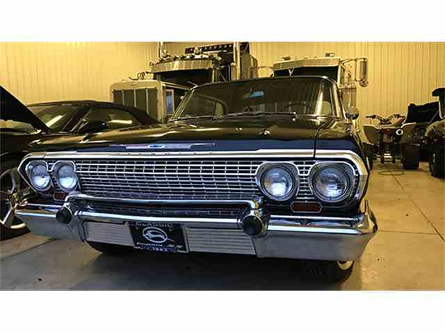 1963 Chevrolet Impala SS Sport Coupe | 1009138