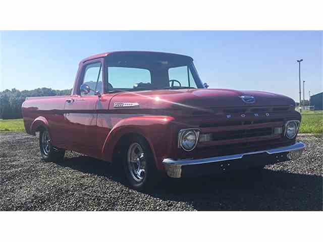 1961 Ford F100 | 1009141