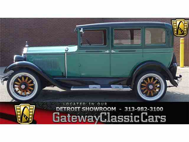 1928 Willys Knight | 1009143