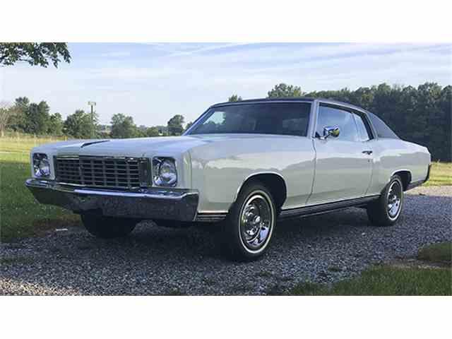 1972 Chevrolet Monte Carlo | 1009145
