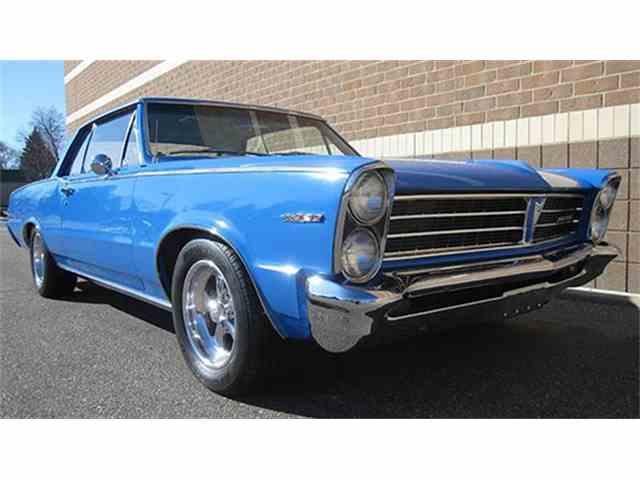 1965 Pontiac Tempest Hardtop Coupe | 1009149