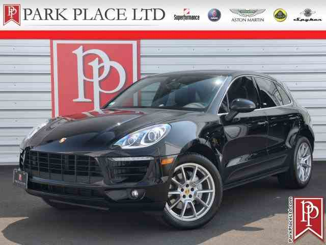 Picture of '17 Porsche Macan - $58,950.00 Offered by Park Place Ltd - LMNZ