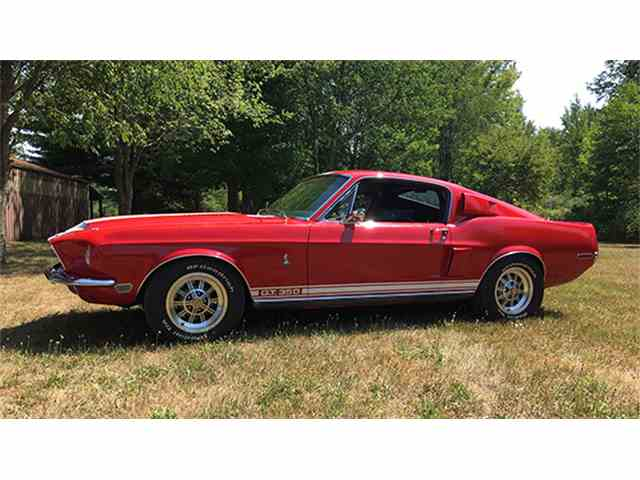 1968 Ford Mustang Shelby GT350 Re-creation | 1009155