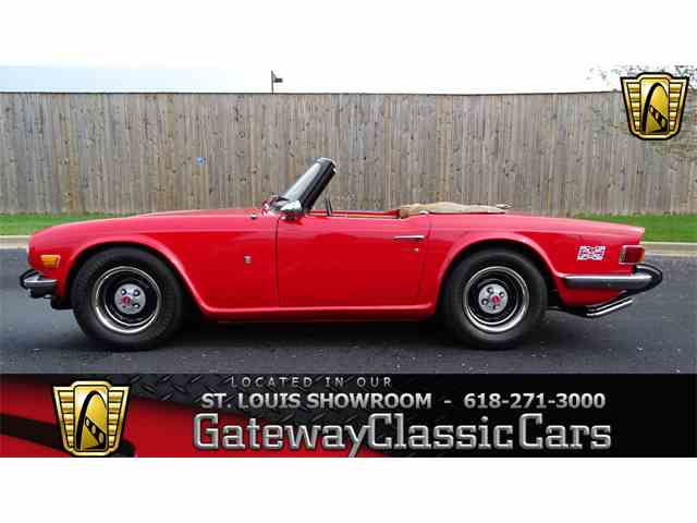 Picture of '76 TR6 - LMO5