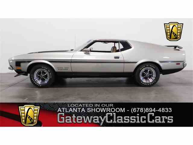 1971 Ford Mustang   1009159