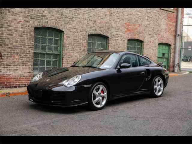 2002 Porsche 911 | 1009163