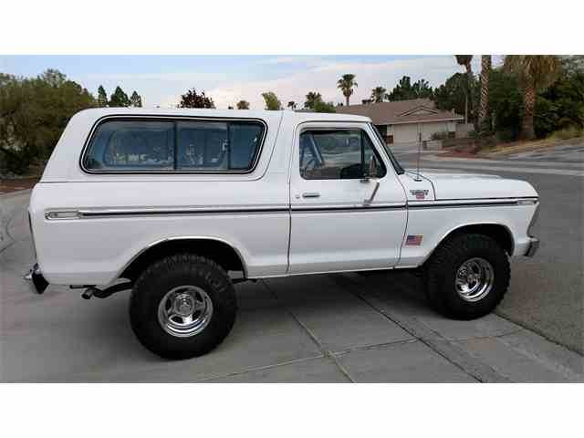 1978 Ford Bronco | 1000917
