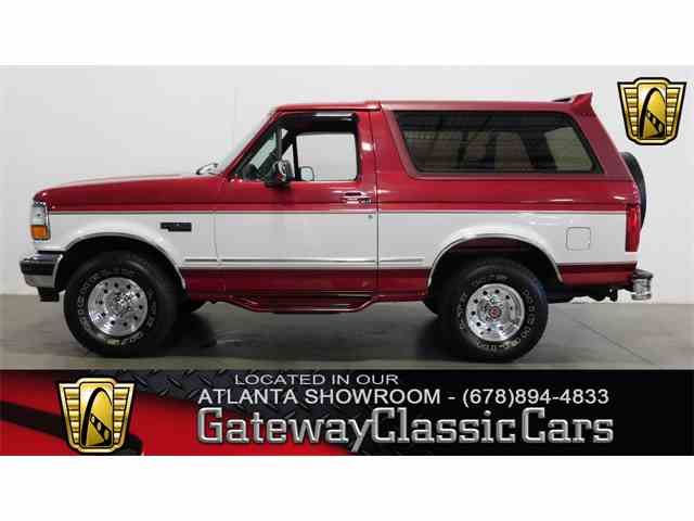1994 Ford Bronco   1009175