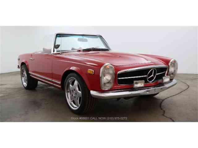 1970 Mercedes-Benz 280SL | 1009176