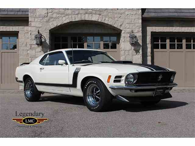 1970 Ford Mustang | 1009191