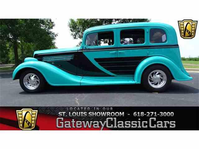 1934 Buick Sedan | 1009192