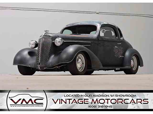 1936 Chevrolet 5-Window Coupe | 1009198