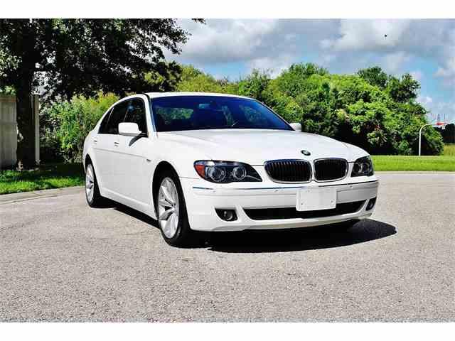 2008 BMW 7 Series | 1009200