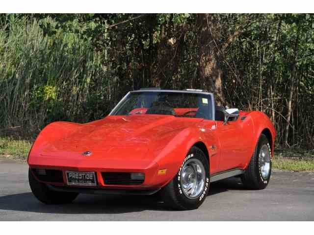 Picture of '74 Corvette - LMPS