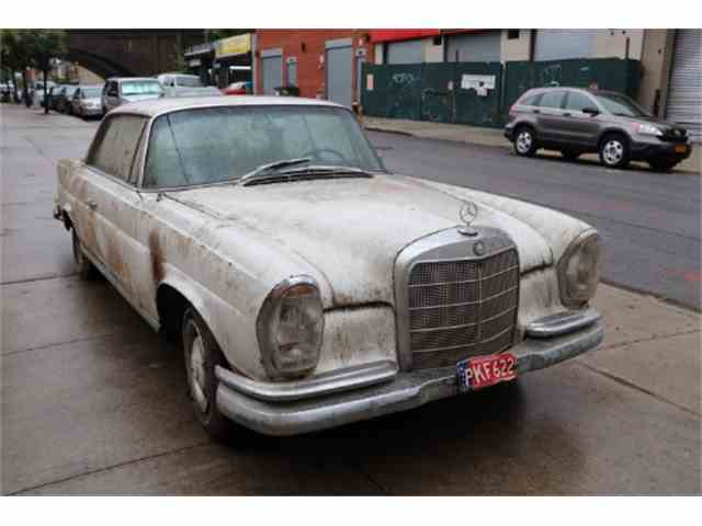 Classic mercedes benz 250se for sale on for Find mercedes benz for sale