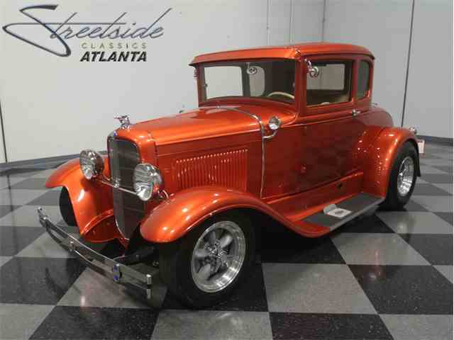 1931 Ford 5-Window Coupe | 1009223