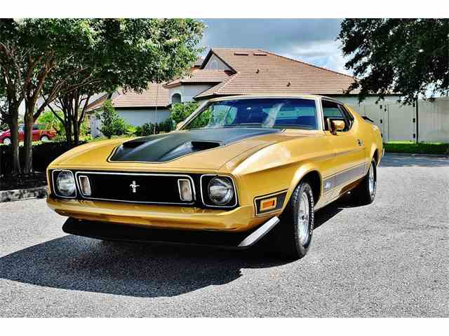 1973 Ford Mustang | 1009226