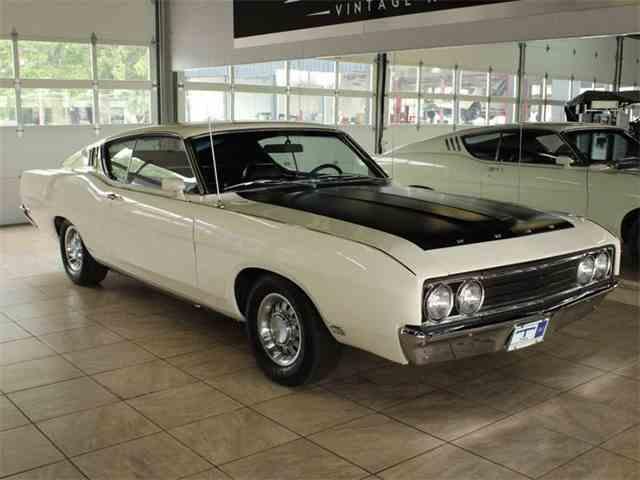 1969 Ford Torino | 1009229