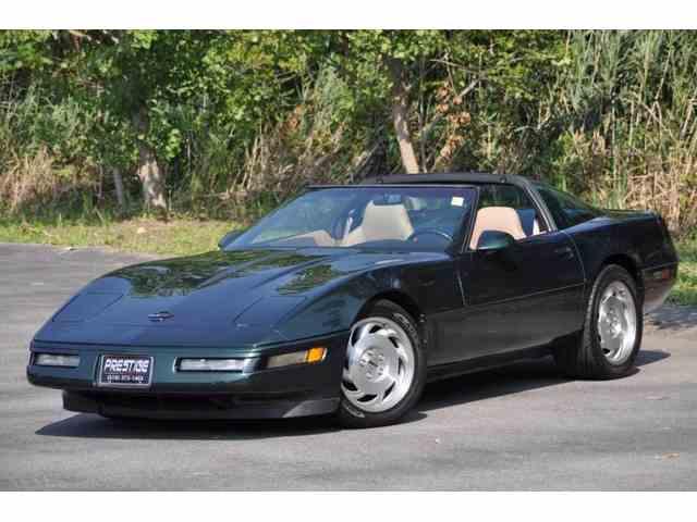 1996 Chevrolet Corvette | 1009230