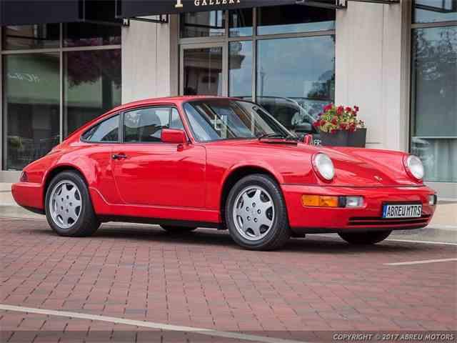 1991 Porsche 911 Carrera | 1009232