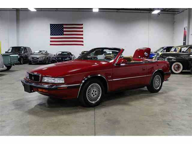 1989 Chrysler TC by Maserati | 1000924