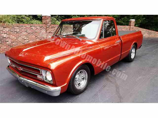 1967 Chevrolet C/K 10   1009241
