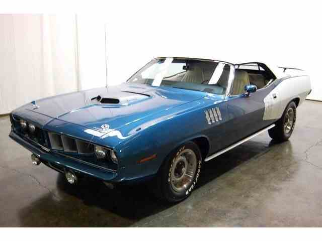 1971 Plymouth Barracuda | 1009243