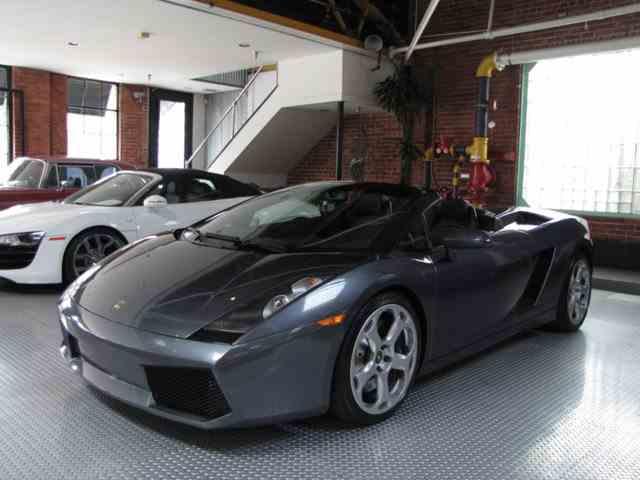 2007 Lamborghini Gallardo | 1009244