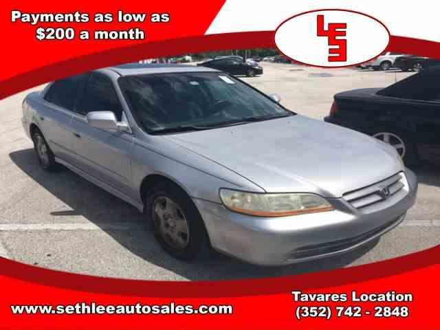 2001 Honda Accord | 1009253