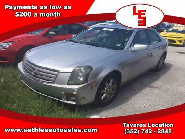 2005 Cadillac CTS | 1009256