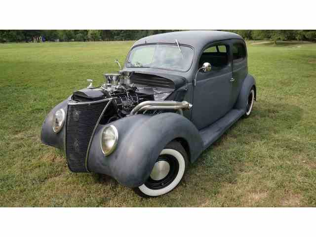 1937 Ford 2-Dr Coupe | 1009260