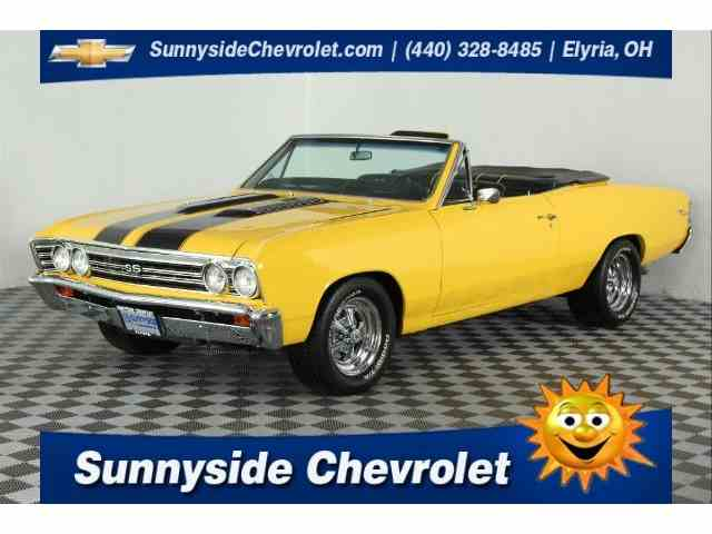 1967 Chevrolet Chevelle | 1009261