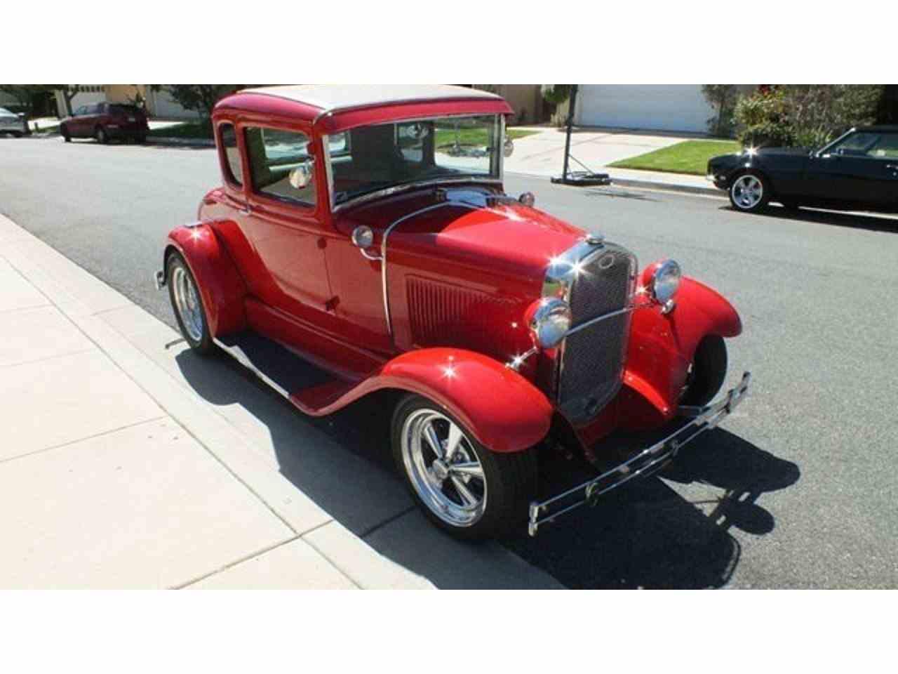 1931 ford model a for sale cc 1009269. Black Bedroom Furniture Sets. Home Design Ideas