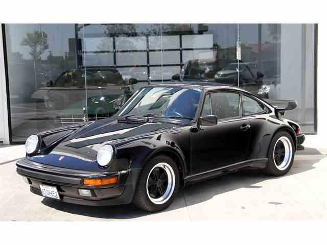1988 Porsche 930 Turbo   1009272