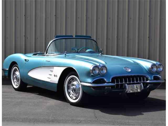1960 Chevrolet Corvette   1009283