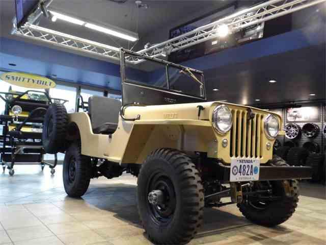 1948 Jeep CJ | 1009287