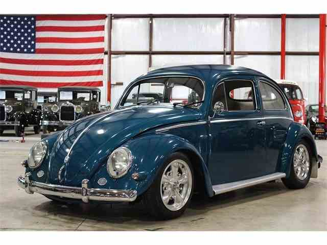 Classic Volkswagen Beetle For Sale On Classiccars Com
