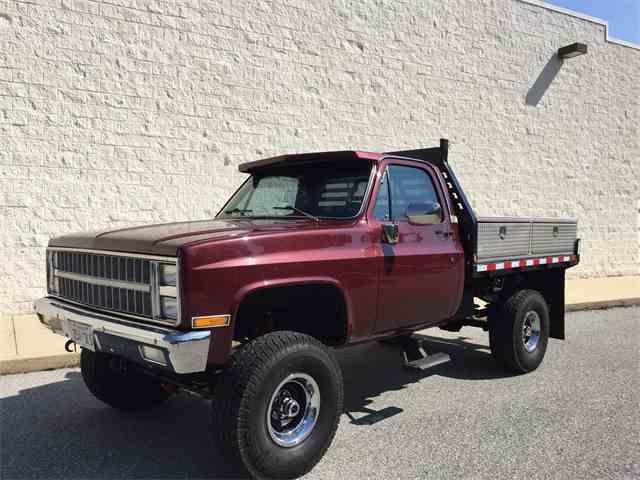 1982 Chevrolet C/K 10 | 1009292