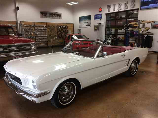 1966 Ford Mustang | 1009293