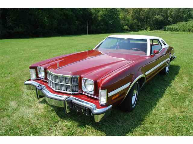1975 Ford Elite | 1009301