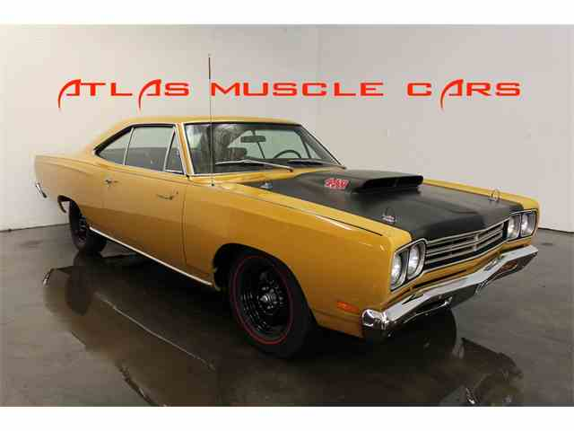 1969 Plymouth Road Runner   1009307
