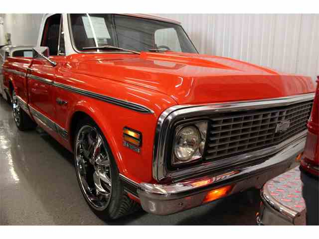 1972 Chevrolet C/K 10 | 1000931