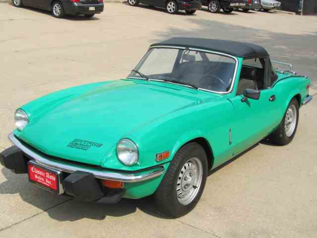 Picture of '77 Spitfire - LMSE