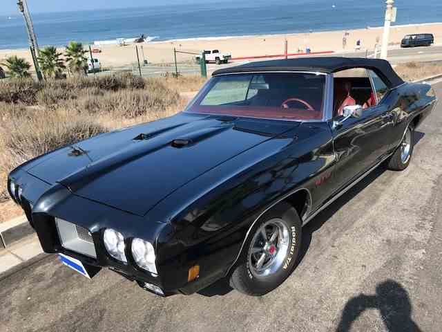 Picture of Classic 1970 GTO - $39,500.00 - LMSH