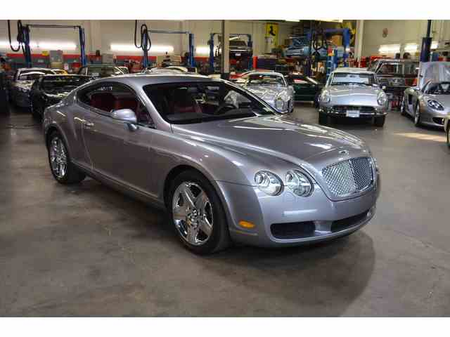 2005 Bentley Continental | 1009316