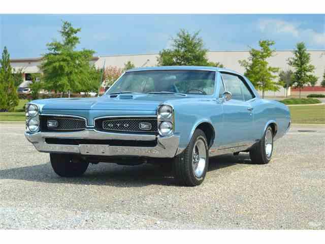 1967 Pontiac GTO | 1009317