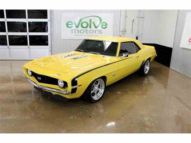 1969 Chevrolet Camaro | 1009329