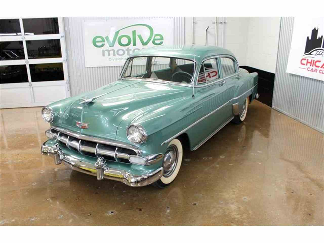 All Chevy 1954 chevy : 1954 Chevrolet 210 for Sale on ClassicCars.com