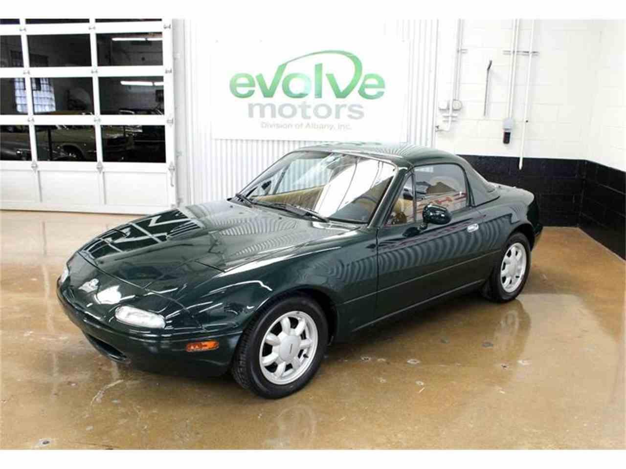 1991 Mazda Miata for Sale ClassicCars