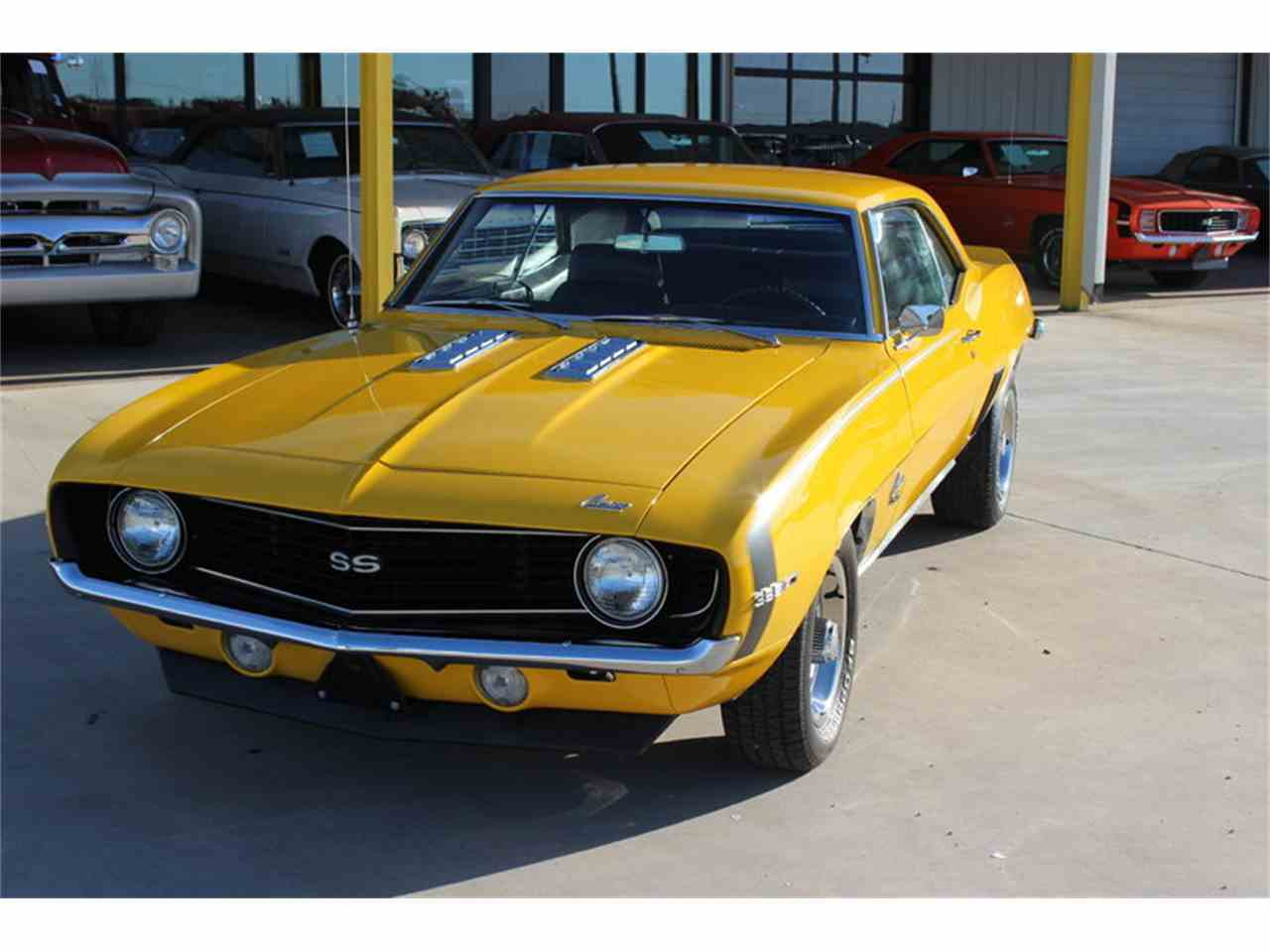 1969 Chevrolet Camaro for Sale - CC-1000934